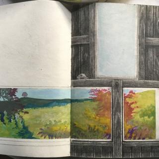 sketchbook entry