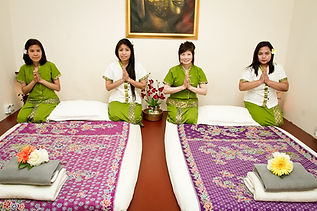 thai massage glasgow