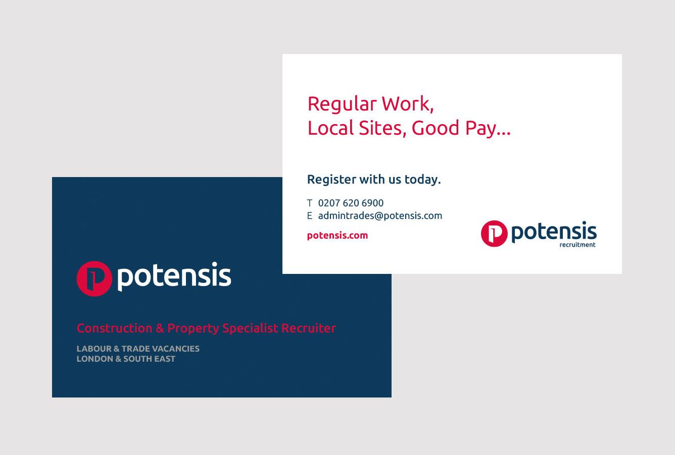 Potensis Recruitment