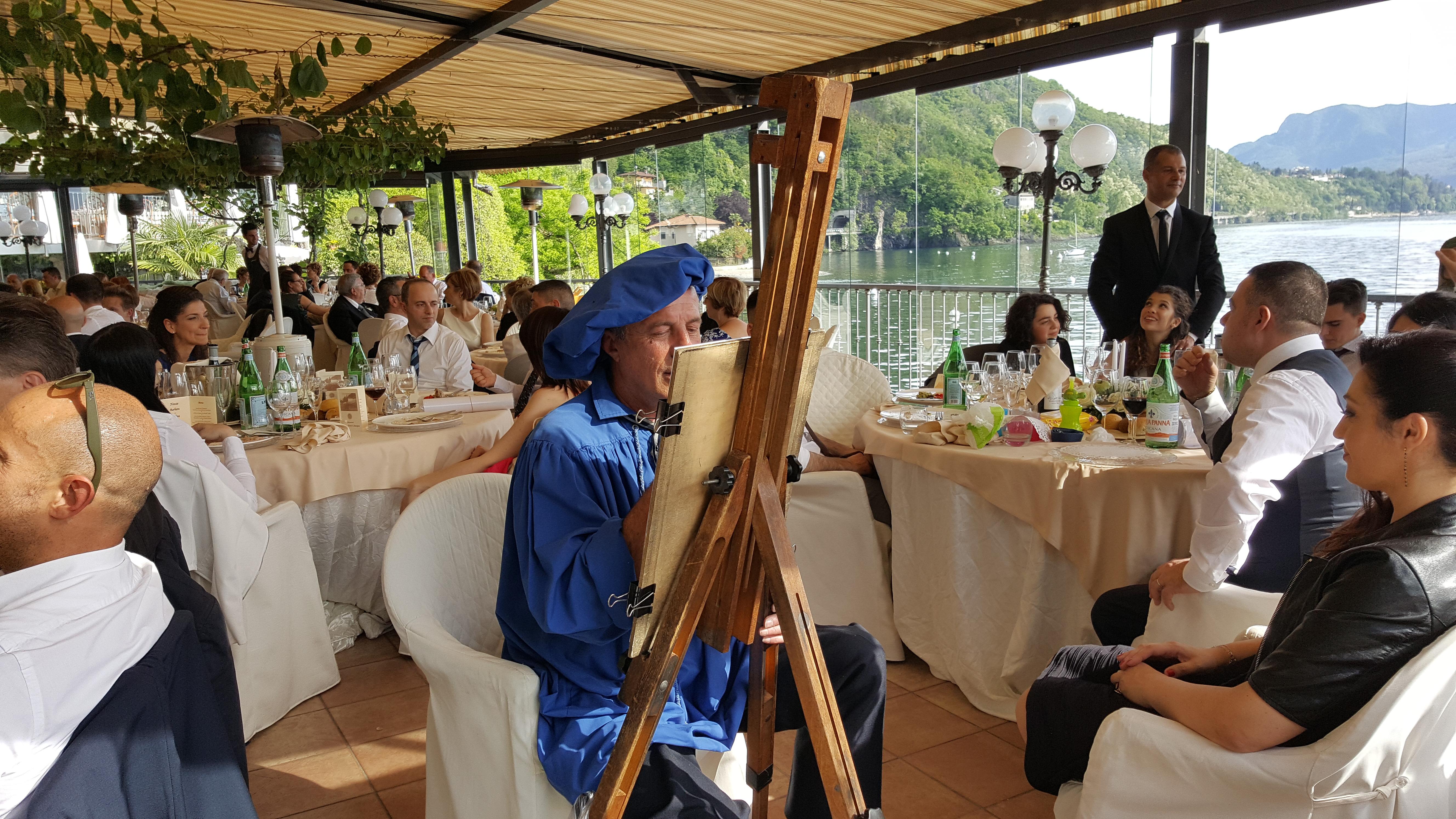 Paint Art Wedding