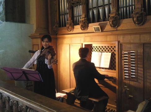 Organ & Viola
