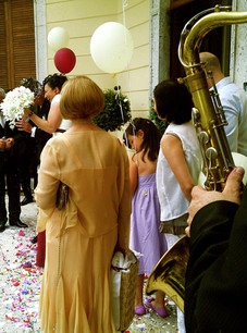 Sax Ceremony