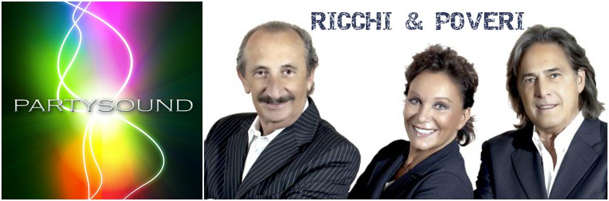 Ricchi e Poveri Partysound