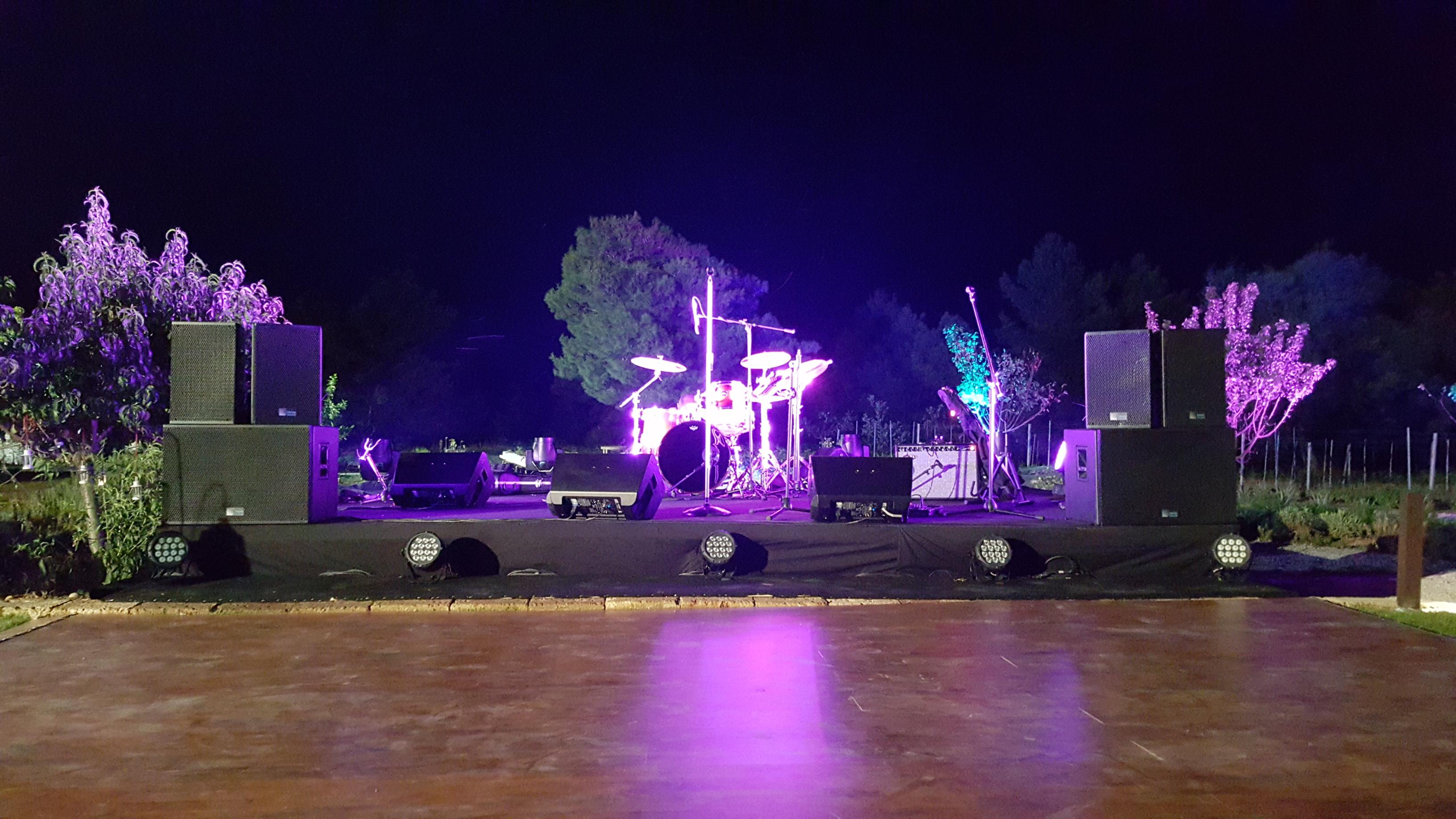 Stage Forte Village