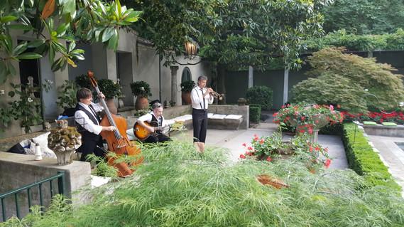 Villa Necchi Trio