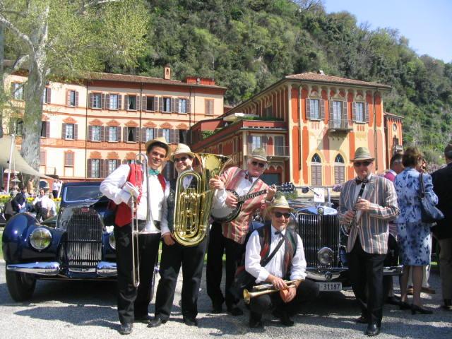 Charleston Band