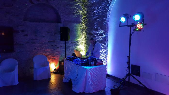 Camin Tower DJ Set