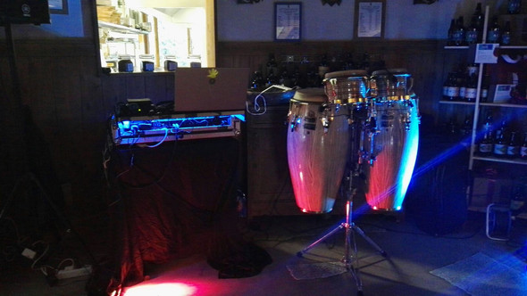 Dj Percussion Set