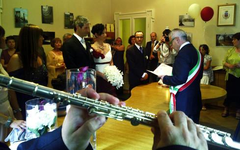 Flute in Comune