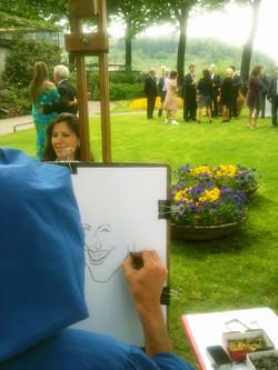 Comix Art Wedding