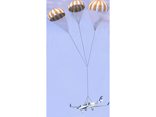 Bye Aerospace Selects Aviation Safety Resources to Develop Next-Generation Parachute Recovery System