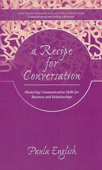 A Recipe for Conversation