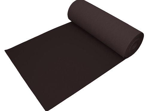 Коричневая ковровая дорожка