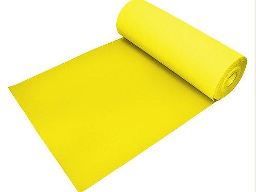 Желтая ковровая дорожка