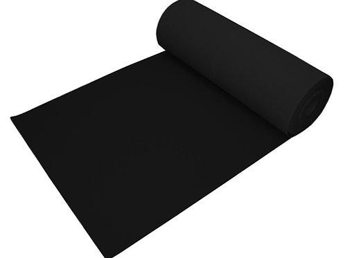 Черная ковровая дорожка