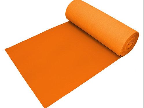 Оранжевая ковровая дорожка