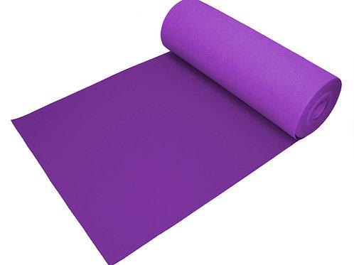 Фиолетовая ковровая дорожка