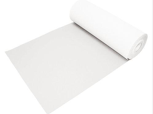 Белая ковровая дорожка