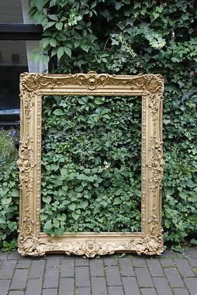 Stunning Large Gilded Frame
