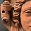 Thumbnail: Hand Made Terracotta Garden Wall Hanging