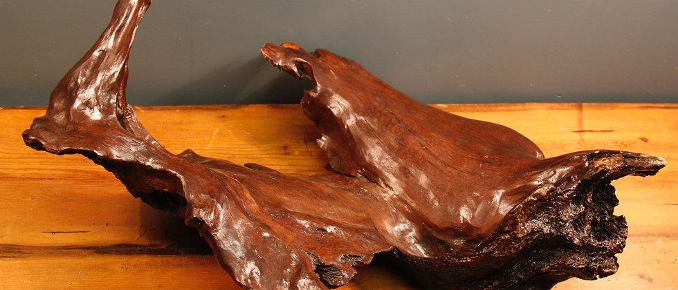 Polished Driftwood.