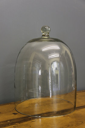 Tall Glass Dome (no base)