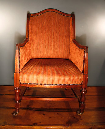 Very Comfortable Wing Backed Chair.