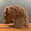 Thumbnail: Wooden Horse Calving on a Stone Base.
