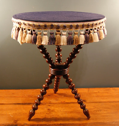 Bobbin Legged Gypsy Table