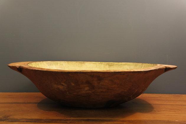 Lovely Wooden Kitchen Fruit Bowl