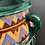 Thumbnail: Large Italian Urn Hand Painted
