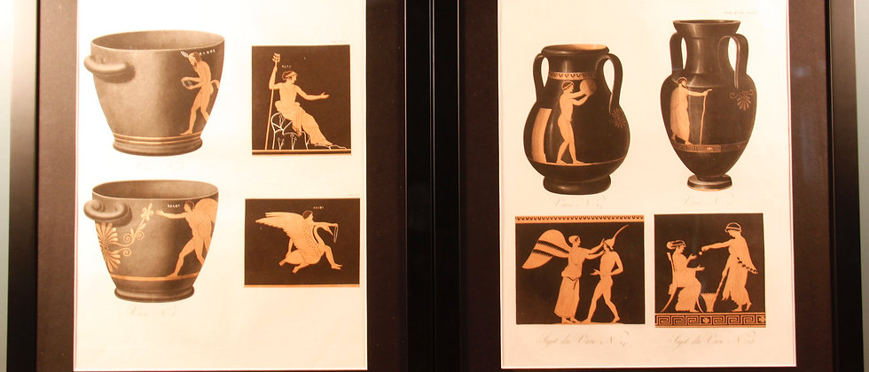 Etruscan Vase Design 1850 can be bought separately