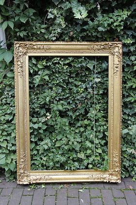 Large Gilded Frame