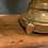 Thumbnail: Pair of Quality Enamel and Brass Lamps
