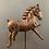 Thumbnail: Wooden Horse Beautiful Patina