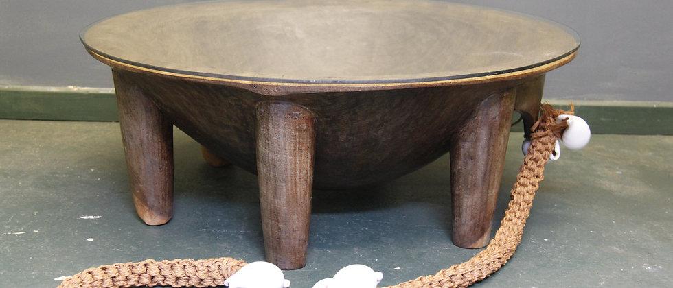 Very Heavy Fijian Kava Bowl