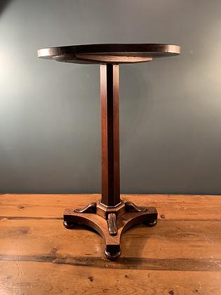 Beautiful Rosewood Wine Table.