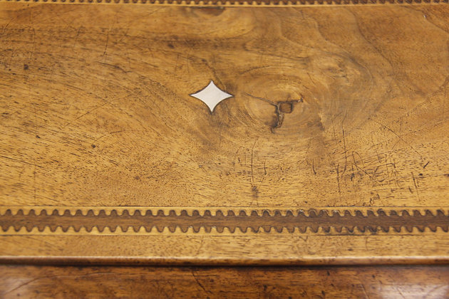 Beautiful Wooden Box with Drawer.