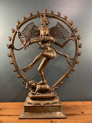 Large Nataraja Lord of the Dance. Symbolic statue