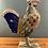 Thumbnail: A Painted Wooden Cockerel (Flakey Painted Patina)