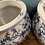 Thumbnail: Stunning Hand Painted Chinese Planters