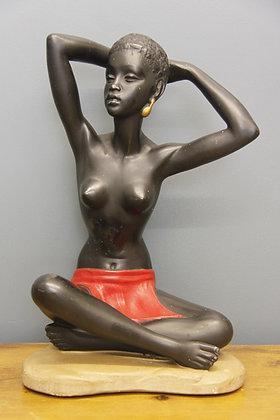 Beautiful Ceramic Lady
