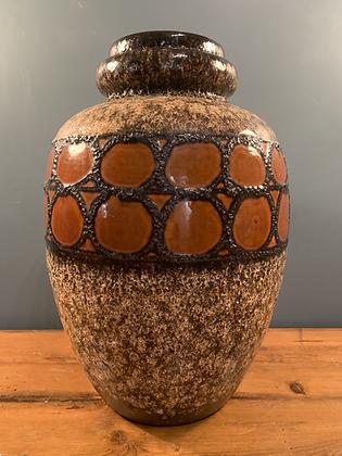 Large German Ceramic Vase