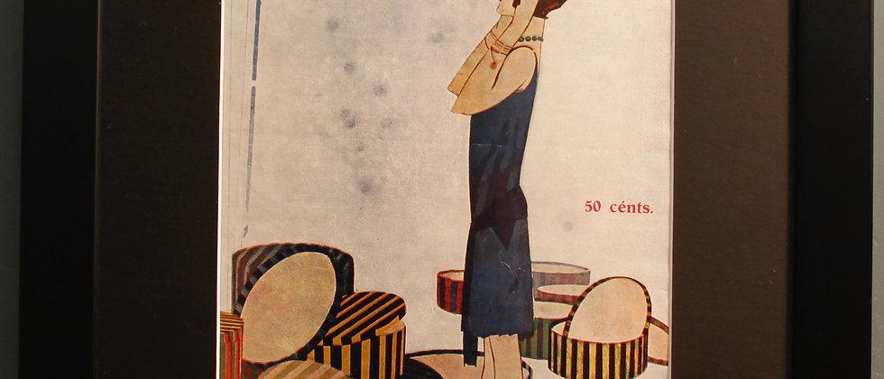 Nuevo Mundo. Original Spanish Print 1920's