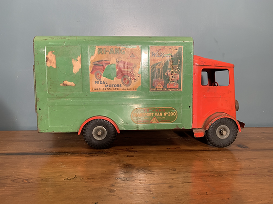 Large Toy Truck made by TRI-ANG