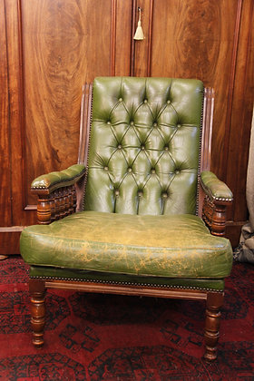 Gorgeous Colour Leather Chair.