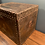 Thumbnail: Large Wooden Box With Cavalier Printed and Painted on 5 sides