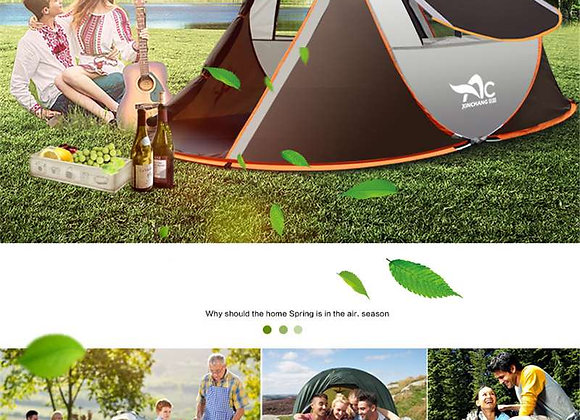 1-2 People Pop Up / Automatic Opening Camping  Tent