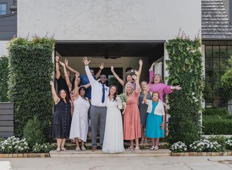 Now Trending: Elopements & Micro-weddings