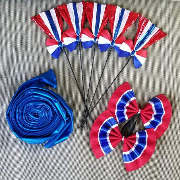 Fourth of July Custom Set